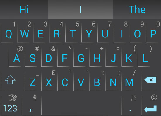 SwiftKey Keyboard for Android - faster, easier mobile typing.